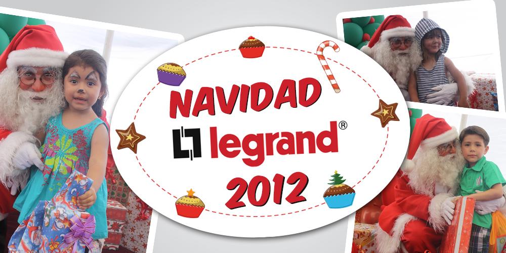 Navidad Legrand 2012