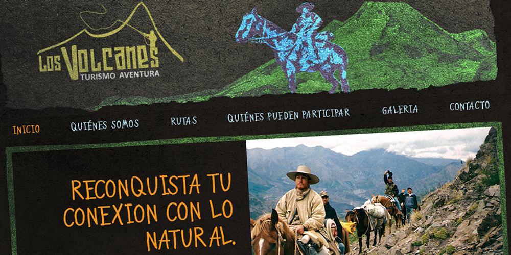 Turismo Los Volcanes